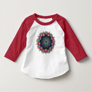 インドの曼荼羅 Tシャツ