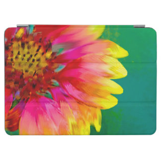 インドの総括的な花の芸術的な演出 iPad AIR カバー