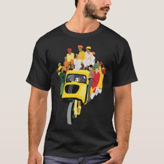 インドの色 Tシャツ