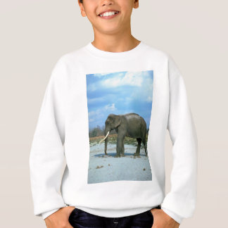 インドの象巨大な雄牛 スウェットシャツ