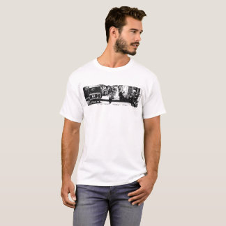 インドの通り Tシャツ