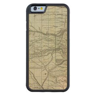 インドの領域、北のテキサス州およびニューメキシコ CarvedメープルiPhone 6バンパーケース