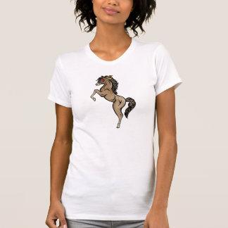 インドの馬 Tシャツ