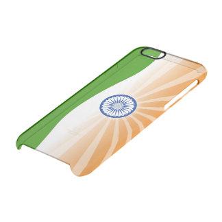 """""""インドの""""太陽 クリアiPhone 6/6Sケース"""
