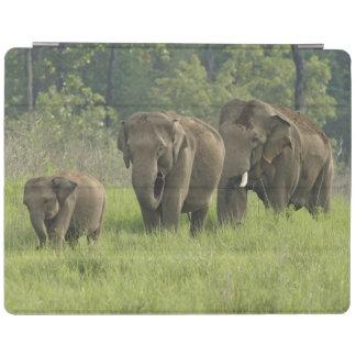 インドゾウ家族の出ること iPadスマートカバー