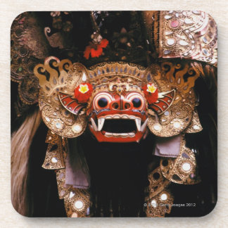 インドネシアのマスク コースター