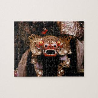 インドネシアのマスク ジグソーパズル