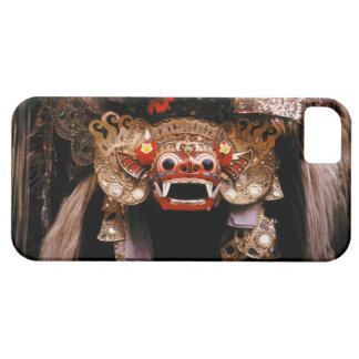 インドネシアのマスク iPhone SE/5/5s ケース