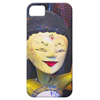 インドネシアの影のパペット3 iPhone SE/5/5s ケース