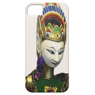 インドネシアの影のパペット iPhone SE/5/5s ケース