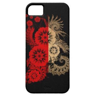 インドネシアの旗 iPhone SE/5/5s ケース