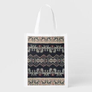 インドネシアの種族のイカットの織物のWeavingsインドネシア エコバッグ