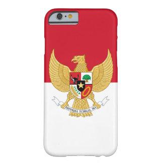 インドネシアの紋章 BARELY THERE iPhone 6 ケース