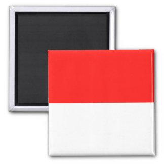 インドネシアの高品質な旗 マグネット