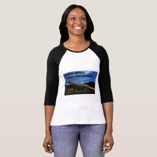 インドネシア2のワイシャツからの動物のkomodo tシャツ