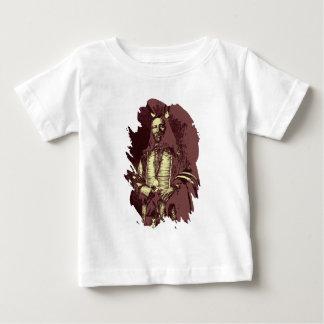 インドブラウンで勇敢に立ち向かって下さい ベビーTシャツ