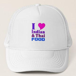 インド及びタイの食糧帽子 キャップ