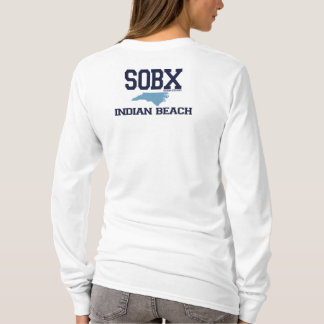 インド浜 Tシャツ