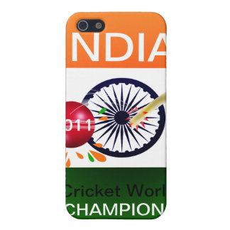 インド2011年のICCクリケット・ワールドカップのIphone 4ケース iPhone 5 カバー