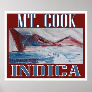 インドMTの調理師 ポスター