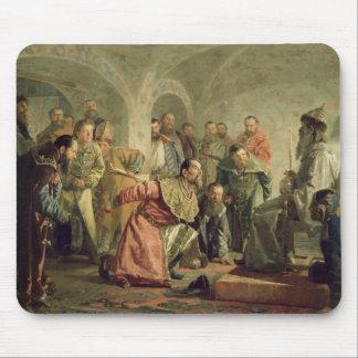 イヴァンの裁判所のOprichnina IV マウスパッド