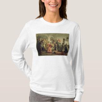 イヴァンの裁判所のOprichnina IV Tシャツ