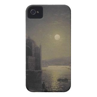 イヴァンAivazovsky著Bosphorusの月明りの夜 Case-Mate iPhone 4 ケース