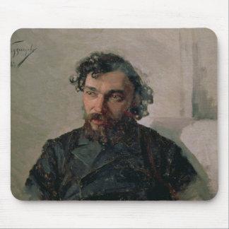 イヴァンPochitonov 1882年のポートレート マウスパッド