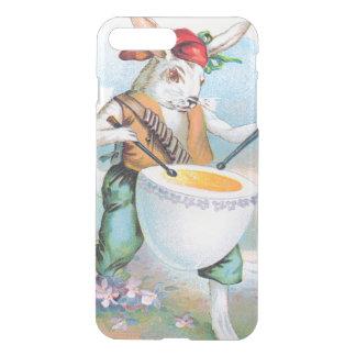 イースターのウサギのドラマーのドラム卵 iPhone 8 PLUS/7 PLUS ケース
