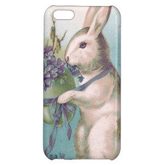 イースターのウサギの保有物によって着色される卵 iPhone5C カバー