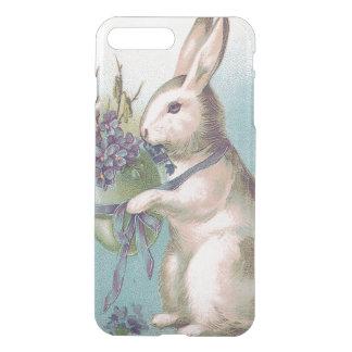 イースターのウサギの保有物によって着色される卵 iPhone 8 PLUS/7 PLUS ケース