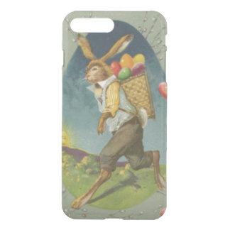 イースターのウサギの着色された卵日曜日 iPhone 8 PLUS/7 PLUS ケース