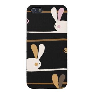 イースターのウサギのiPhoneの場合 iPhone 5 Cover