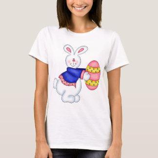 イースターのウサギのTシャツ Tシャツ