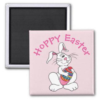 イースターのウサギ及び卵-カスタマイズ可能な磁石 マグネット