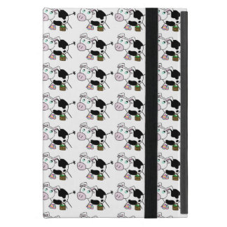 イースターのウサギ牛 iPad MINI ケース