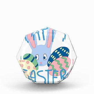 イースターのウサギ1 表彰盾