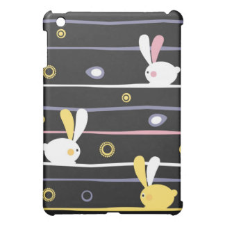 イースターのウサギ iPad MINIケース