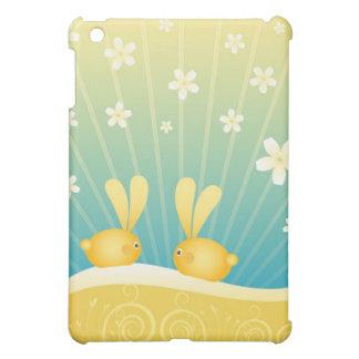 イースターのウサギ iPad MINI カバー