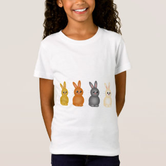 イースターのウサギ Tシャツ