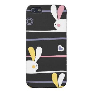 イースターのウサギI iPhone 5 COVER