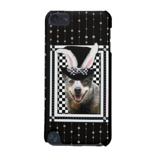 イースターはバニーオーストラリアの牛犬愛します iPod TOUCH 5G ケース