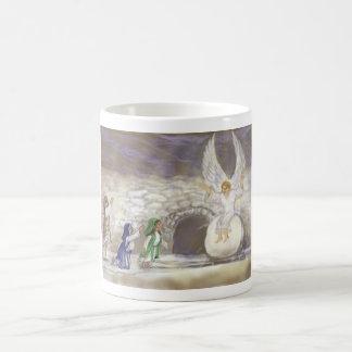 イースターイエス・キリストは生きたマグです コーヒーマグカップ