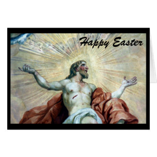 イースターイエス・キリスト カード