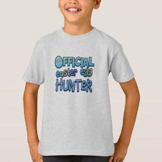 イースターエッグのハンターのイースター公式のTシャツ Tシャツ