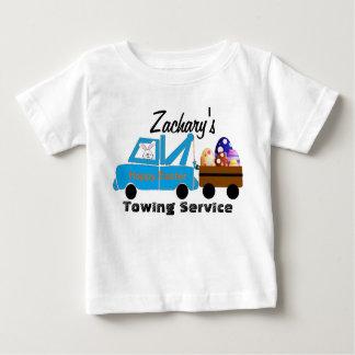 イースターエッグの牽引 ベビーTシャツ