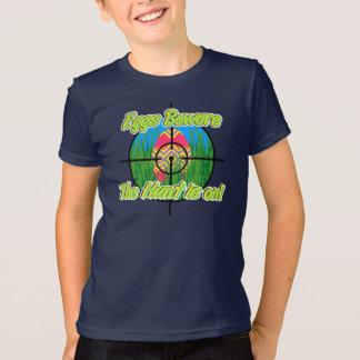 イースターエッグの狩り Tシャツ