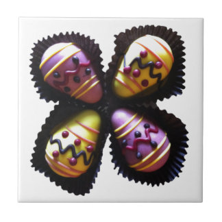 イースターエッグチョコレート タイル