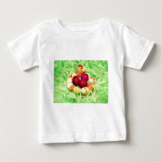 イースターエッグ ベビーTシャツ