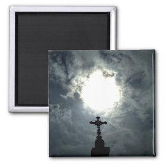イースターゴシック様式十字 マグネット